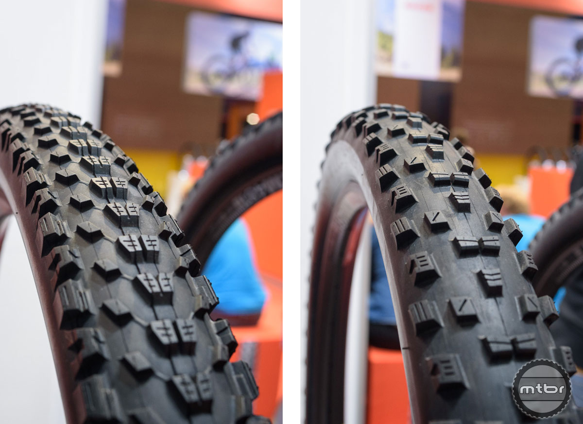 Maxxis Ardent Race and Forkaster