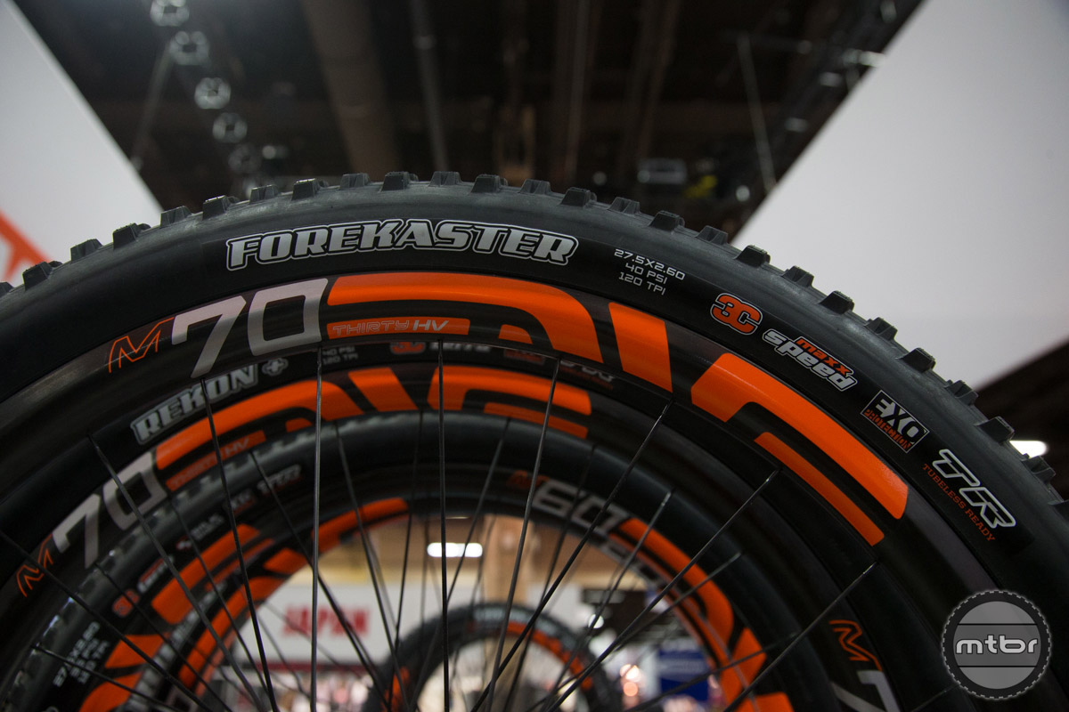 Maxxis Forekaster Wide Trail Tire