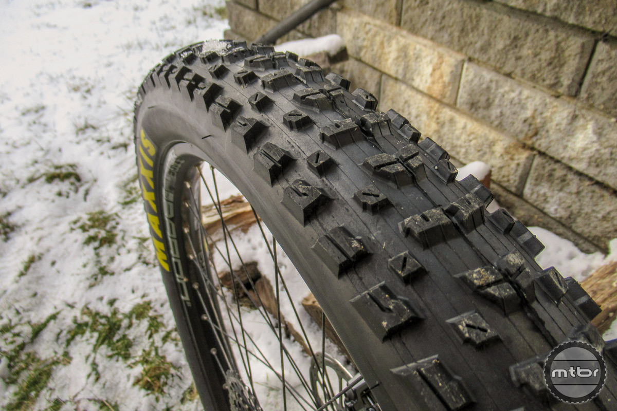 Maxxis Rekon+ review - Mountain Bike Review- Mtbr.com