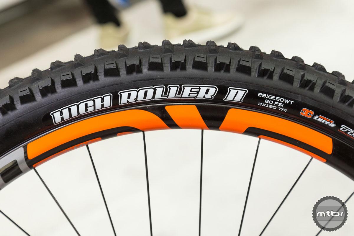 Maxxis High Roller II 29x2.5