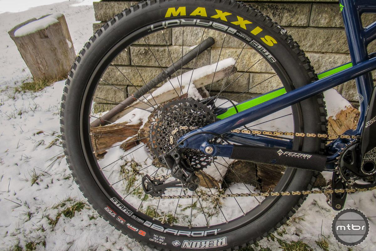 Maxxis Rekon+ Review