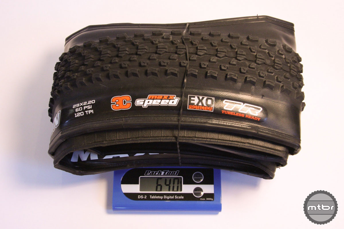 Maxxis Ikon Exo Tubeless Ready Tyre