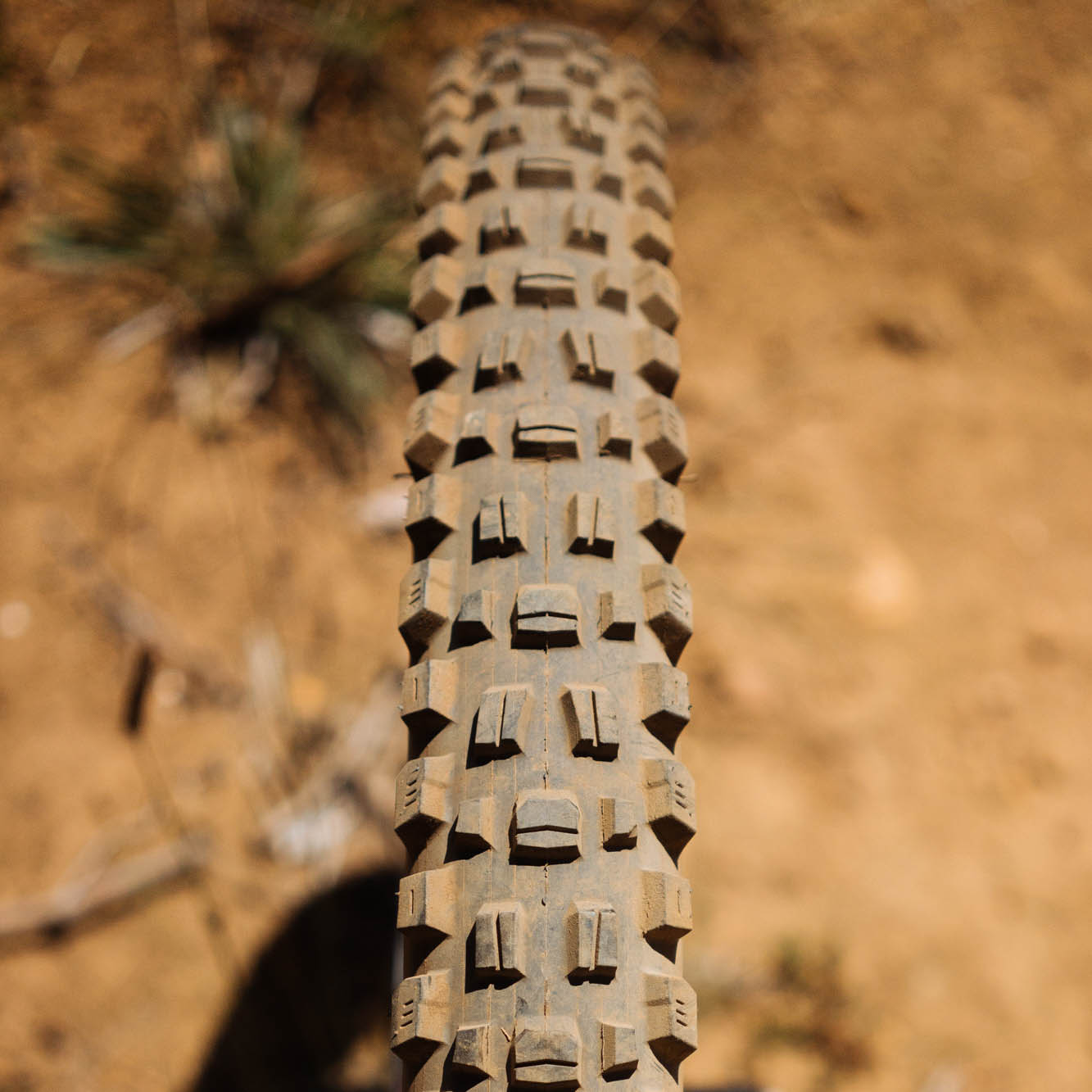 Assegai tread pattern