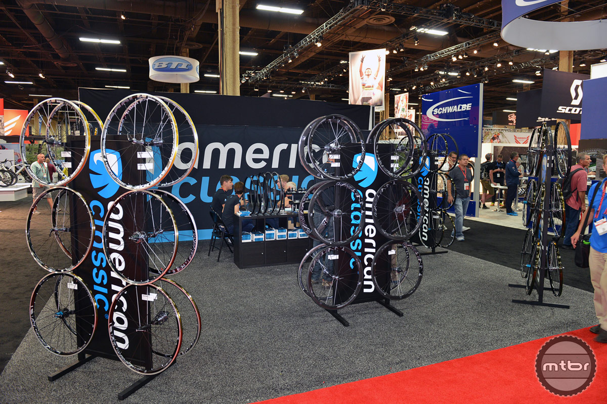 American Classic 2014 Interbike Booth