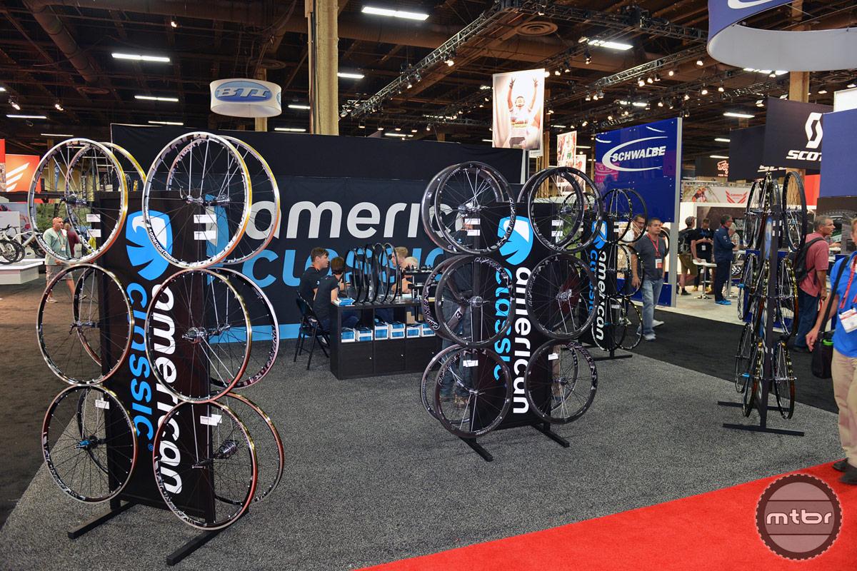 American Classic 2014 Interbike Booth