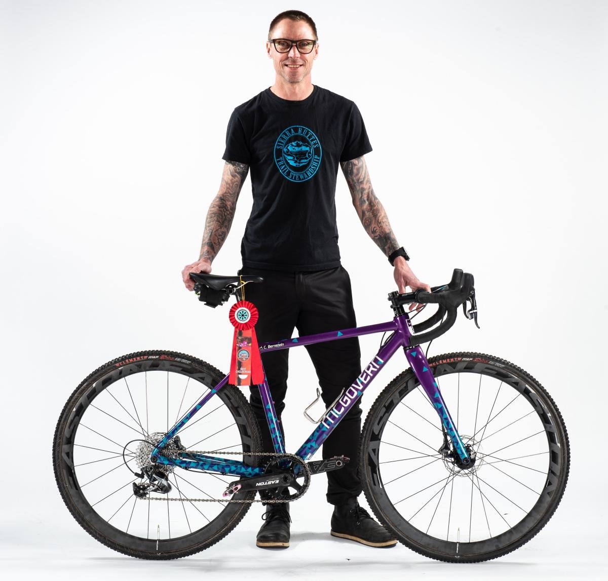 Meet the North American Handmade Bicycle Show Award Winners.