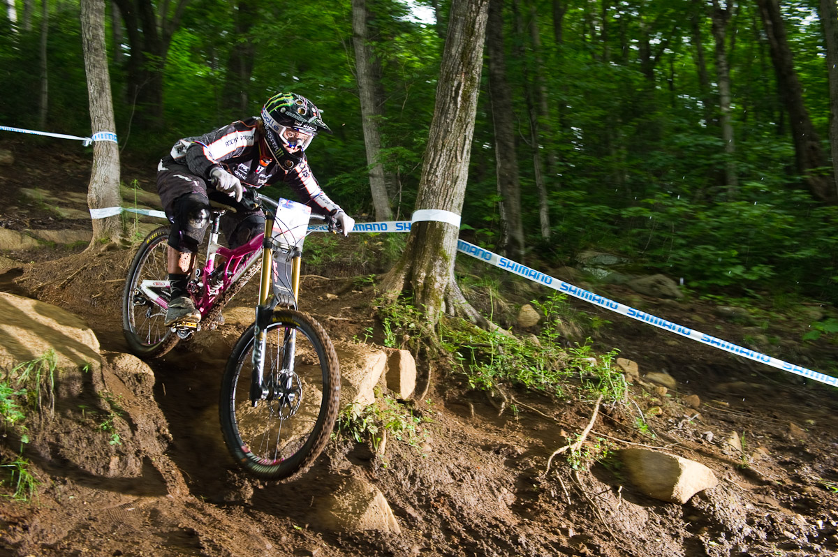Mt St Anne 2012 UCI World Cup DH Final