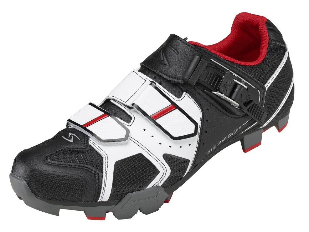 Men's Scandium MTB Black Red