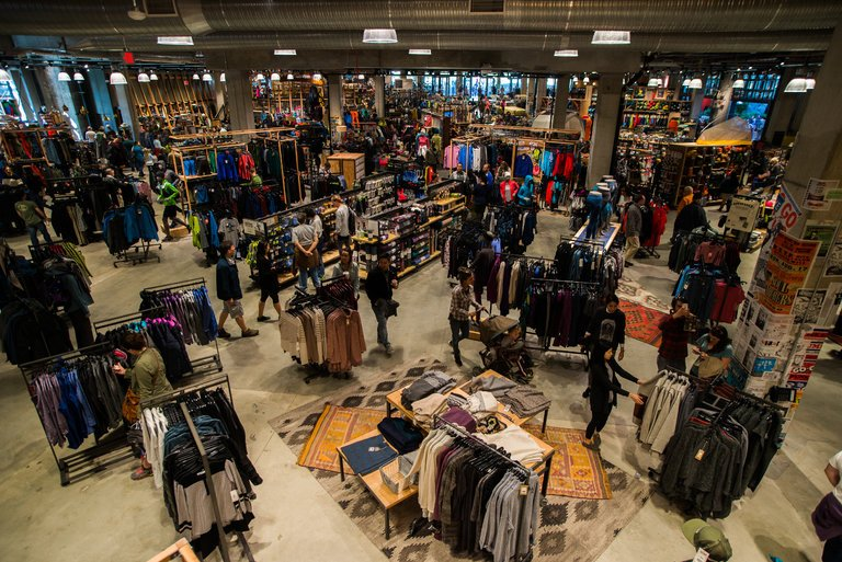 REI is an impressive retail experience with a friendly environment and products curated for their customers.