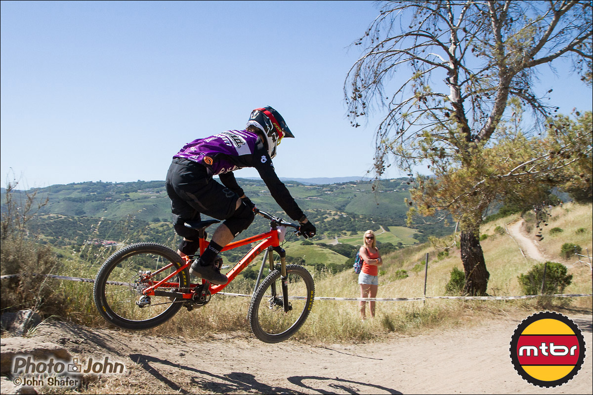Connor Fearon - 2013 Sea Otter Pro Downhill