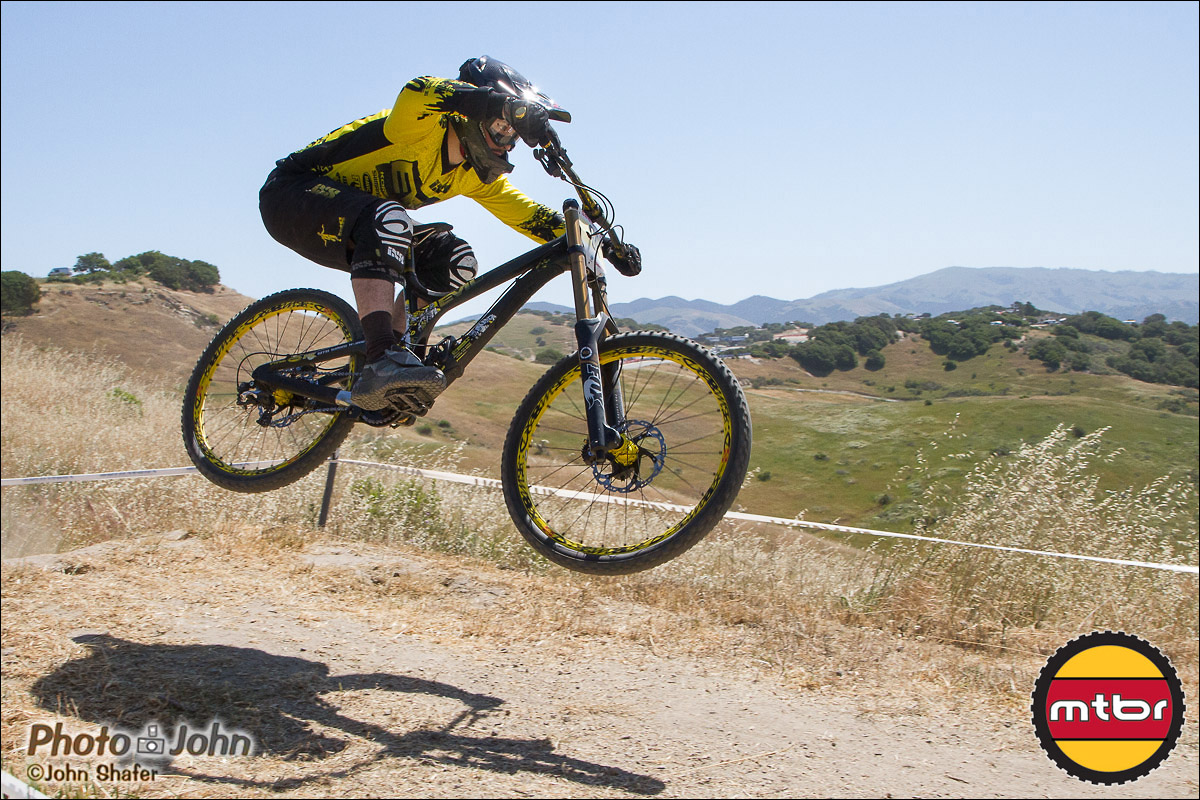 Phillip Kmetz - 2013 Sea Otter Classic Pro Downhill Finals