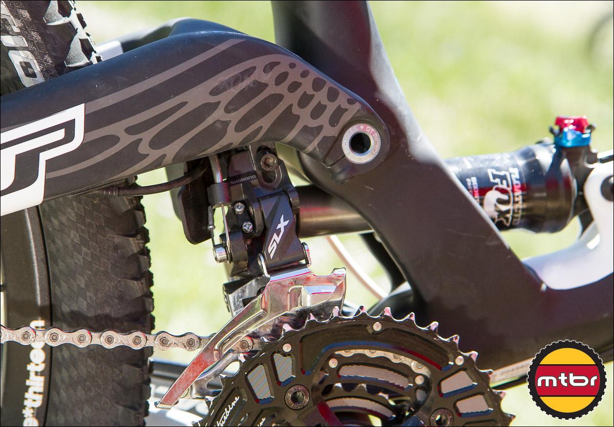 GT 2014 Sensor - 27.5 carbon trail bike