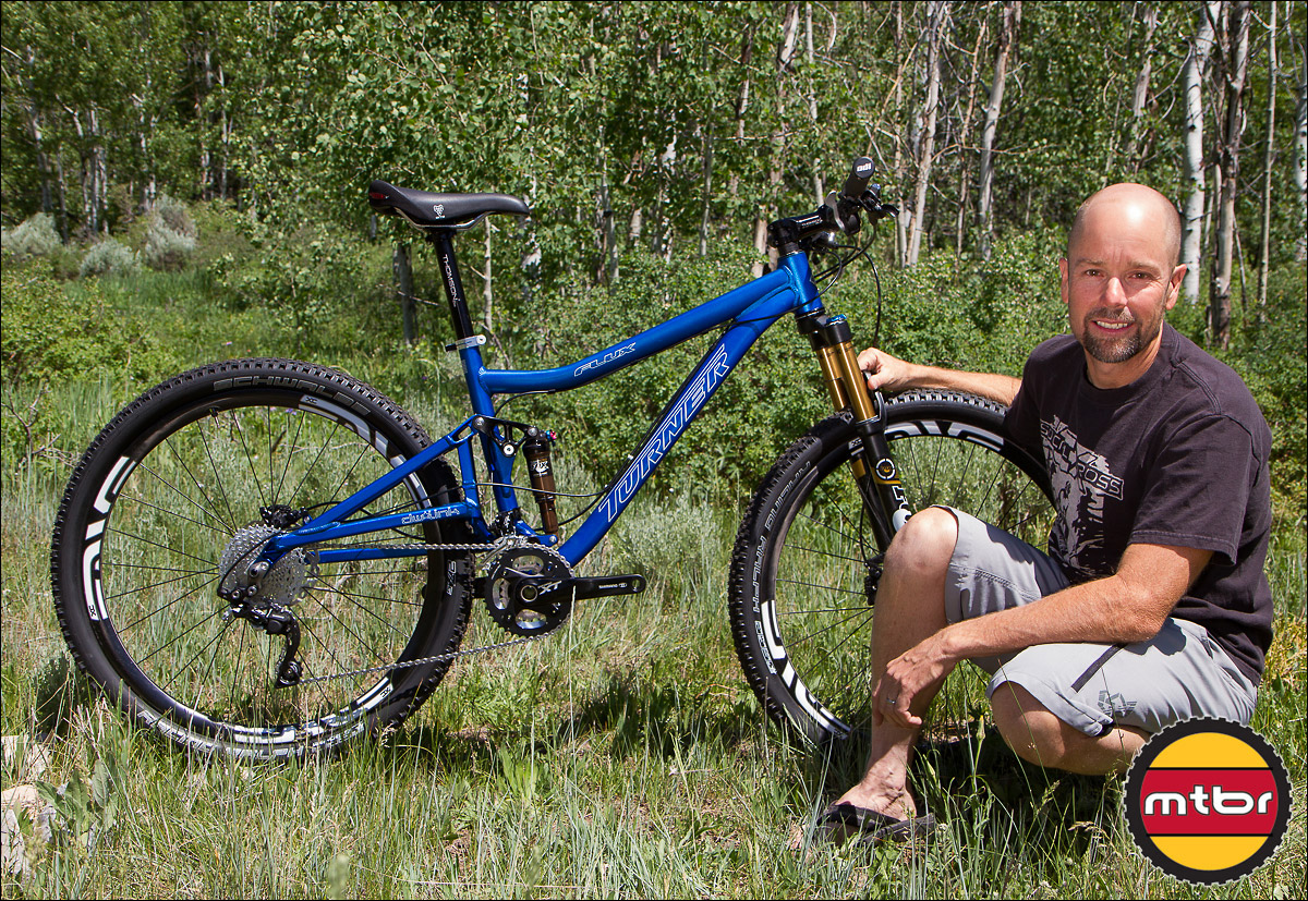 Dave Turner and the All New 2014 Flux 27.5