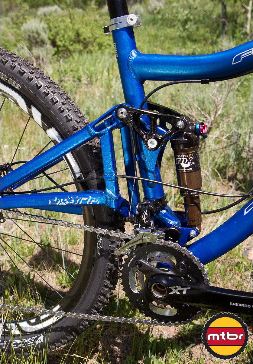 Turner Flux 27.5 Trail Bike - 120mm of travel