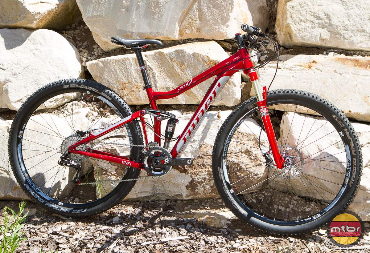 Niner JET 9 - all new for 2014