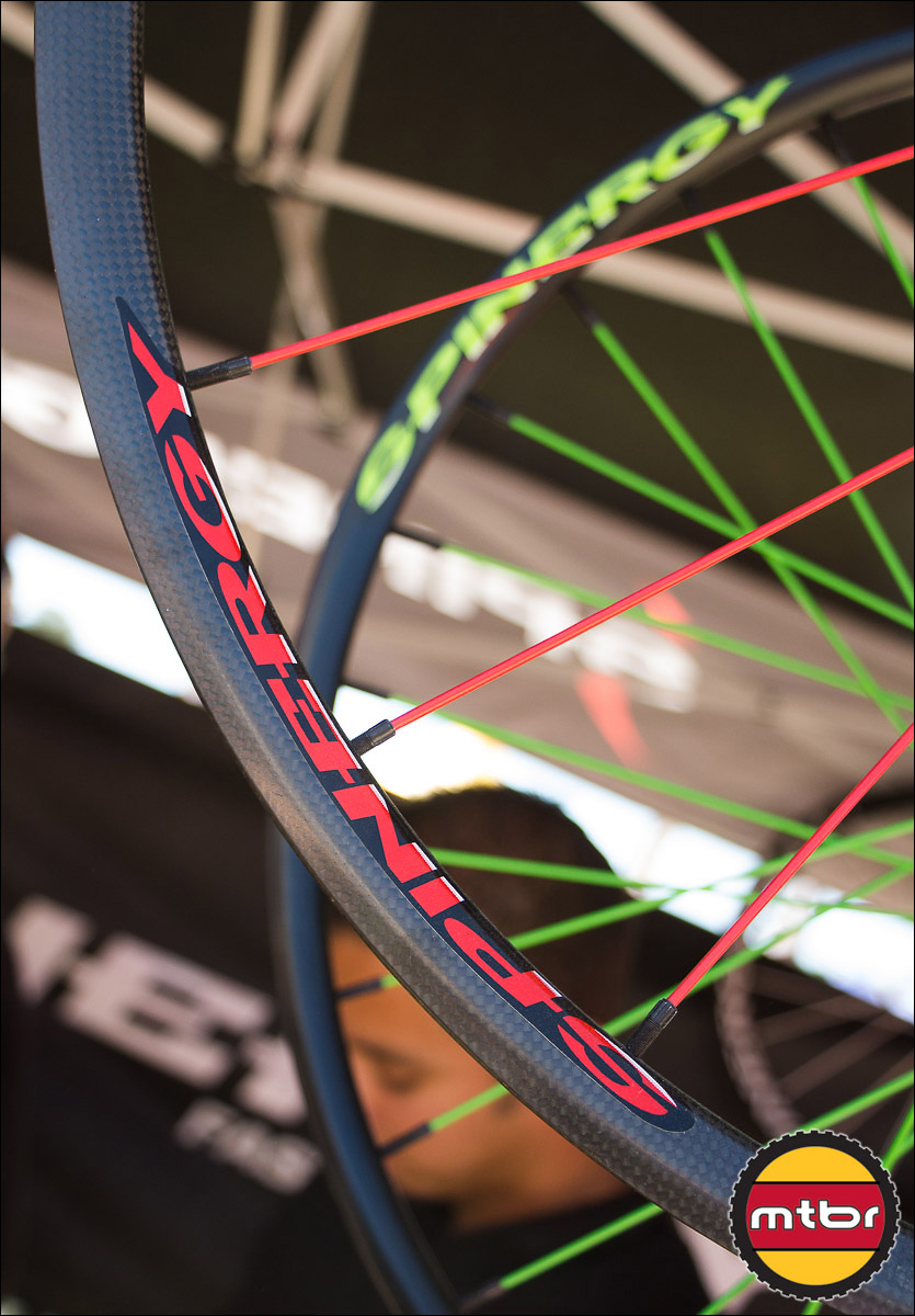 Spinergy Wheels - Colored Spokes