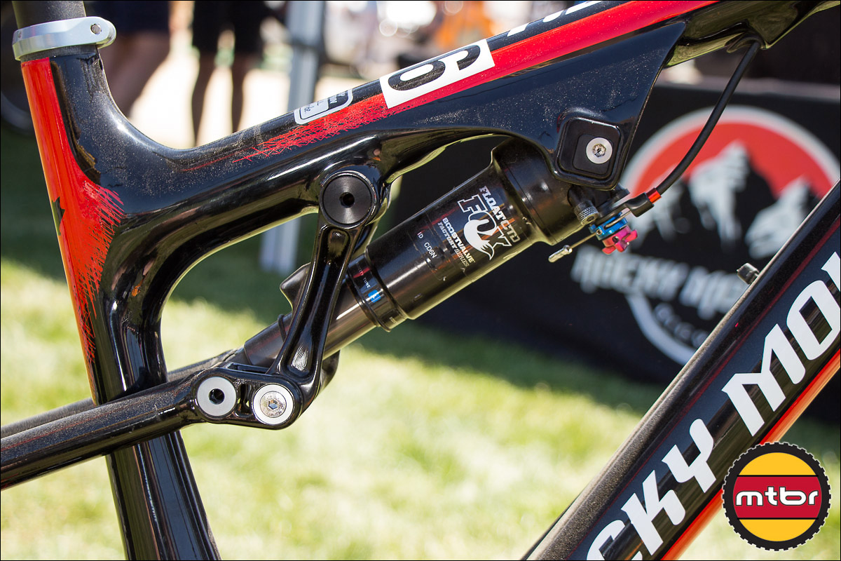 Rocky Mountain Altitude 770 MSL 650b - Shock Linkage