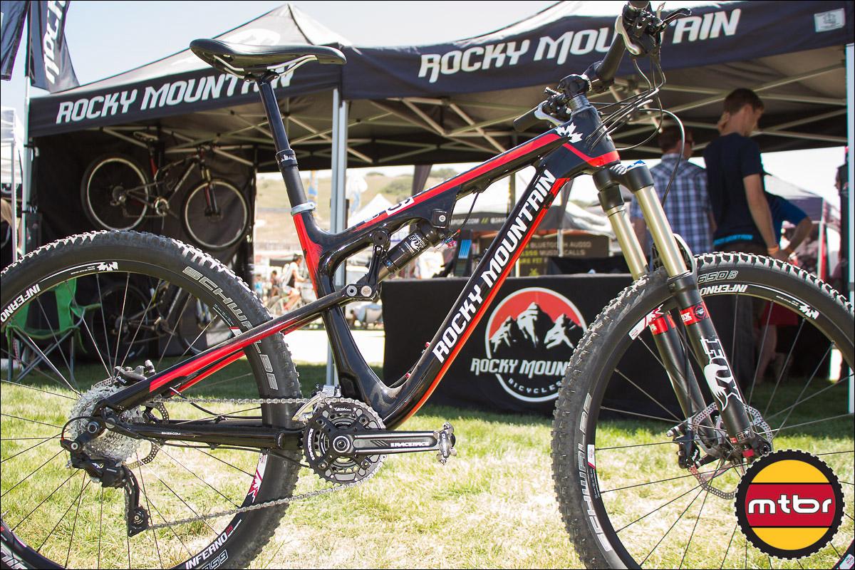 Rocky Mountain Altitude 770 MSL 650b Trail Bike
