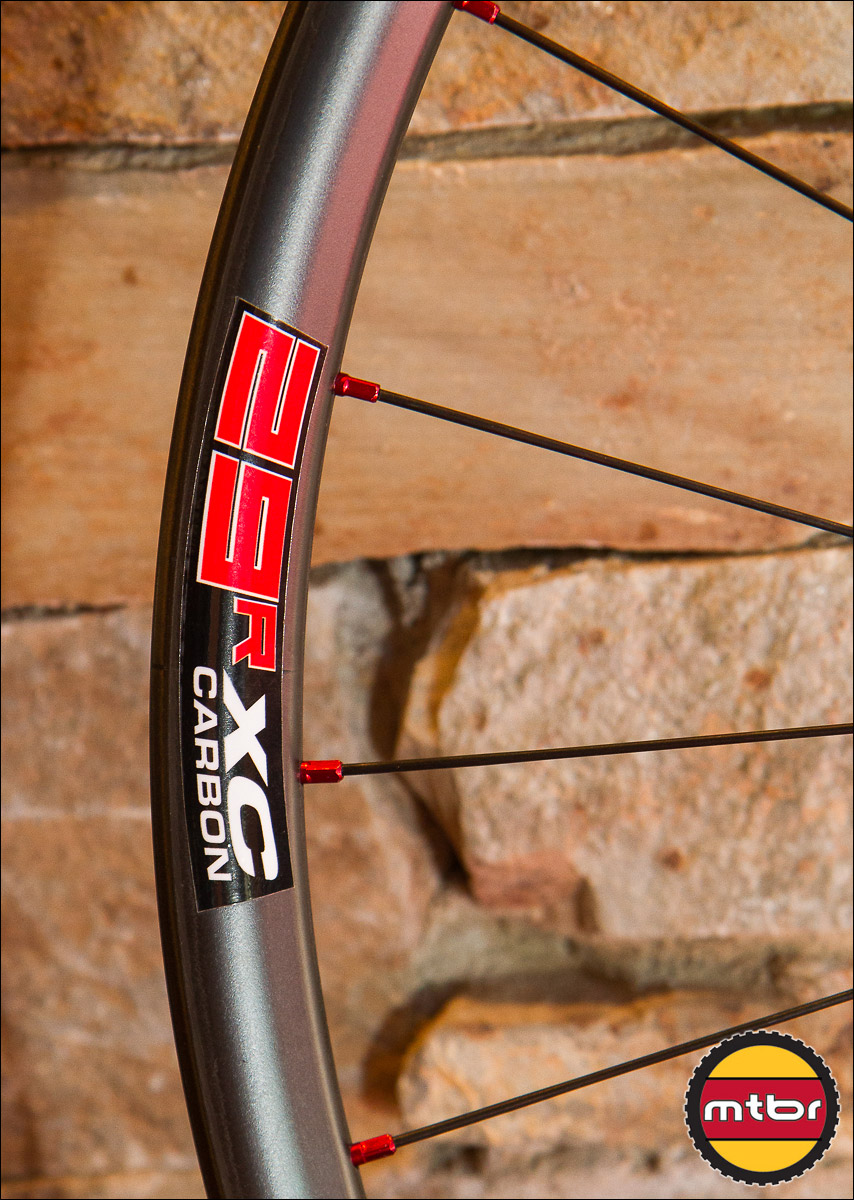 Reynolds Carbon 29R XC wheels