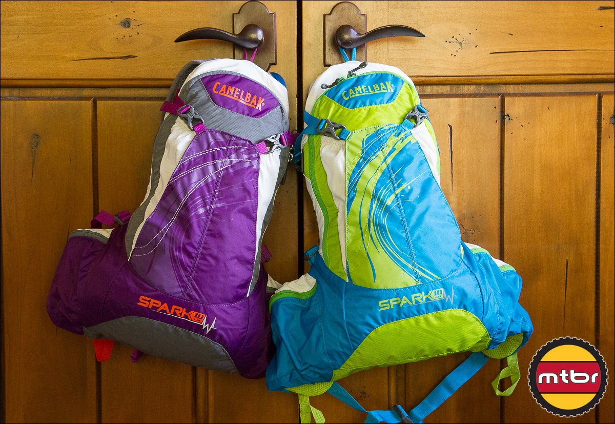 CamelBak Spark 10 LR - 2014 colors