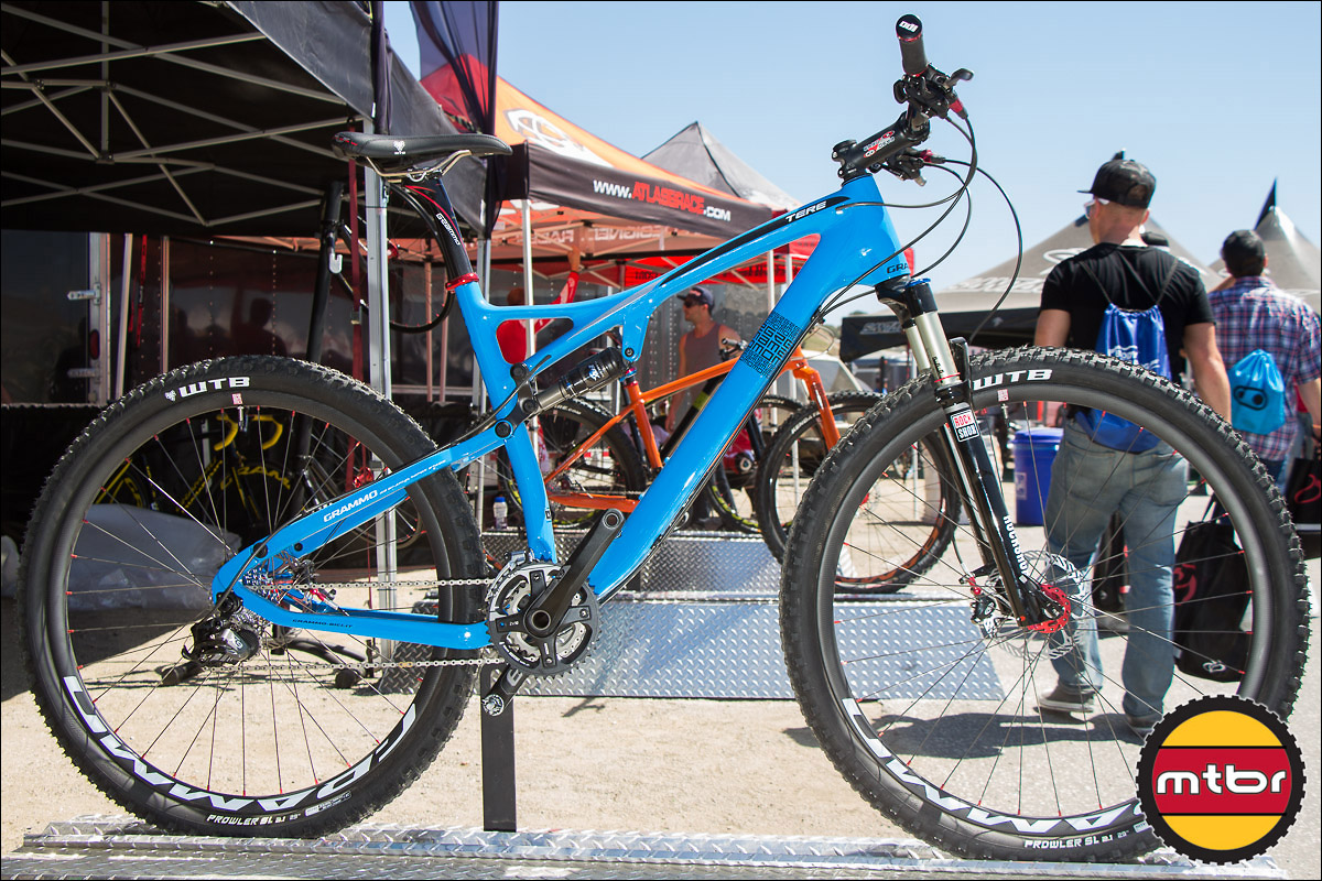c4c7b335b26 Grammo Introduces 650b and 29er Full Suspension Bikes At Sea Otter ...