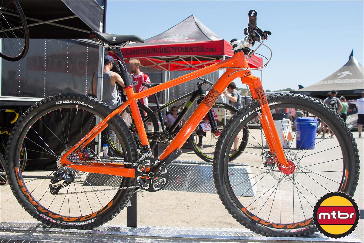 New Grammo Pako 650b Hardtail Bike