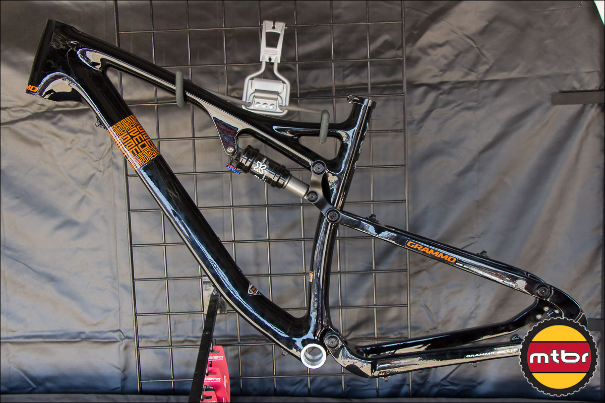 New Grammo Tere 650b Full-Suspension Carbon Fiber Frameset