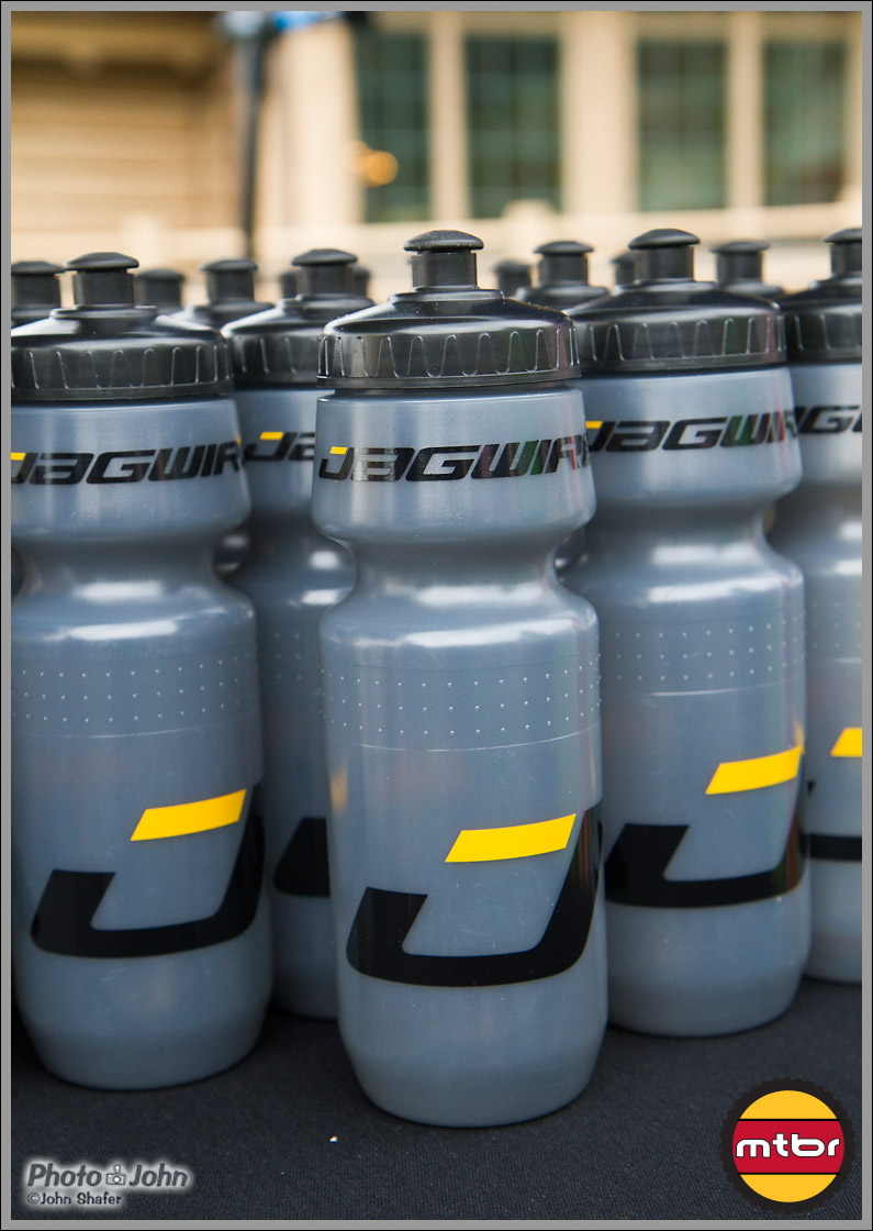 Jagwire water bottle