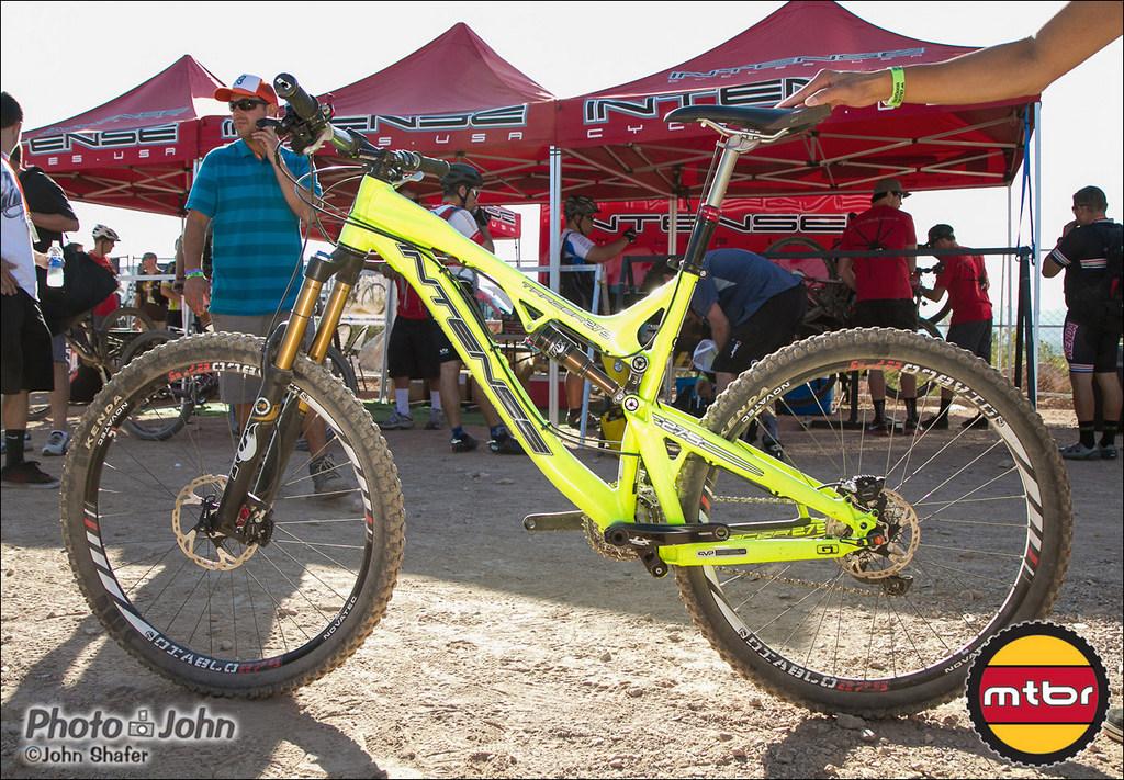 New Intense Tracer 275 - 650b AM Bike