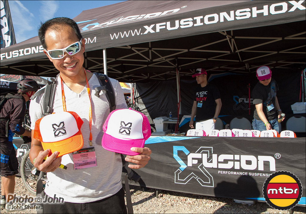 Francois With X-Fusion Trucker Hats