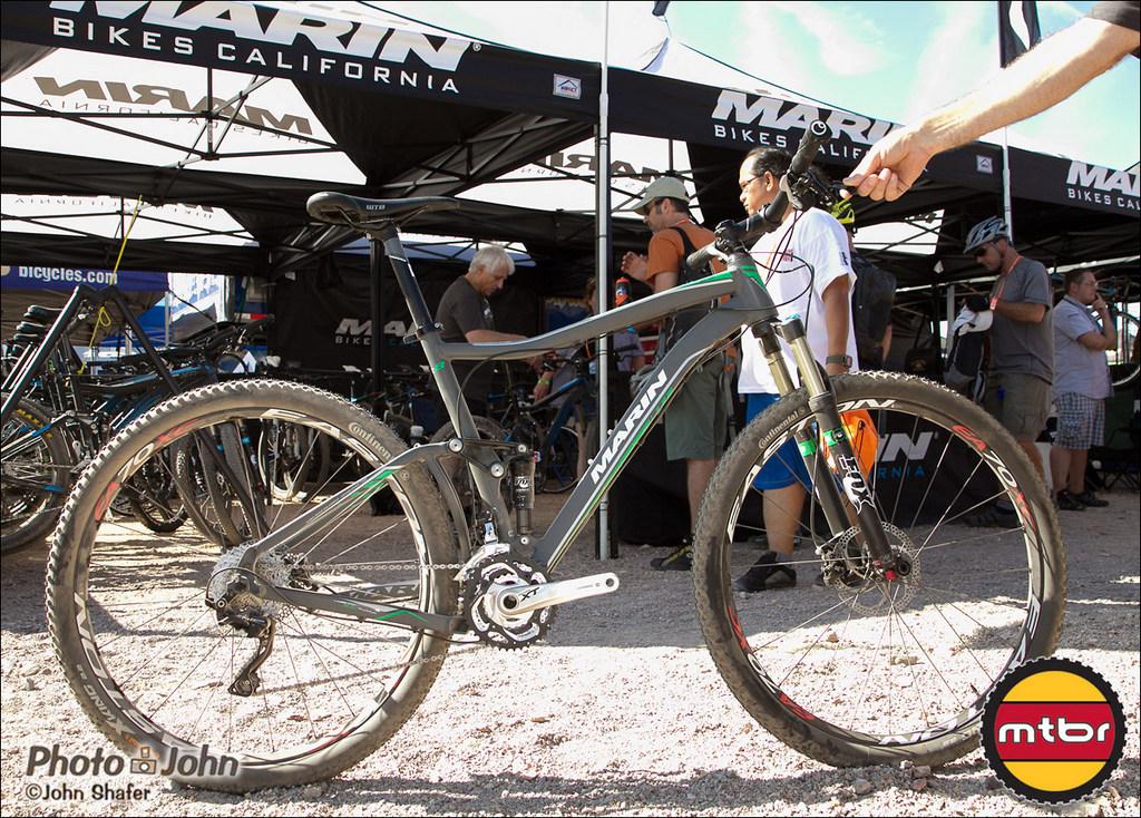 Marin Rift Zone 29er XC8