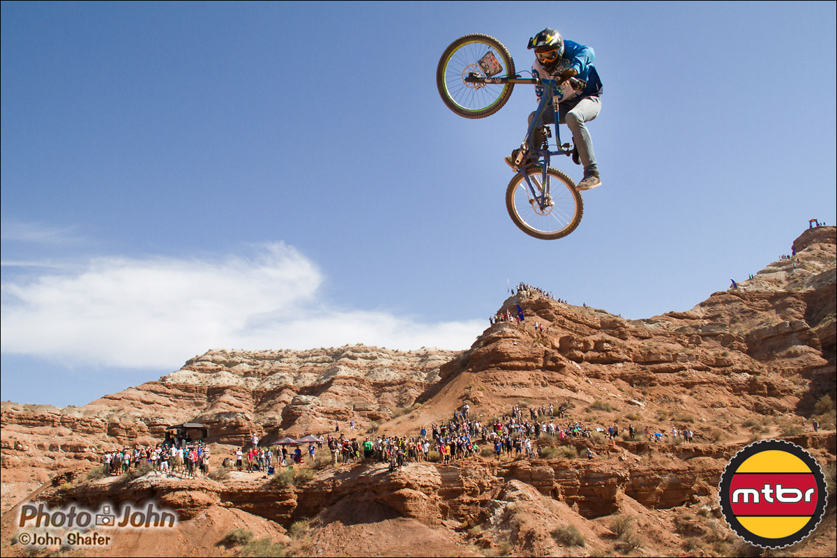 Thomas Genone - 2012 Red Bull Rampage