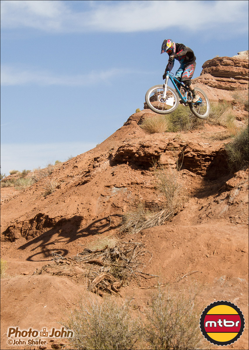 Anthony Messere - 2012 Red Bull Rampage Qualifying