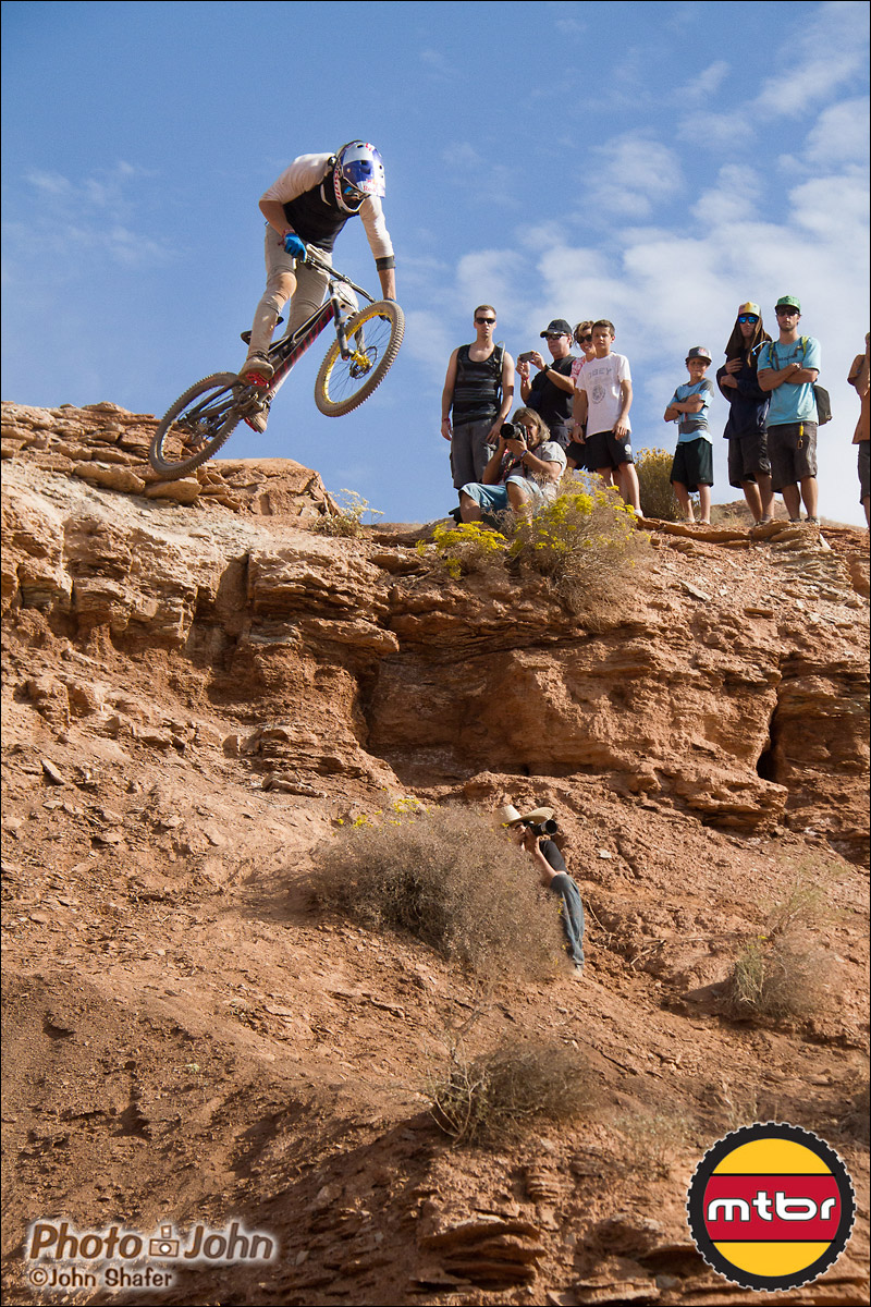 Martin Soderstrom Style - 2012 Red Bull Rampage Qualifying