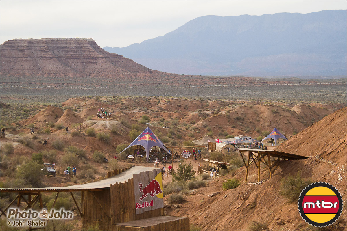 2012 Red Bull Rampage Camp