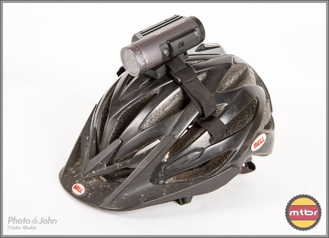 Contour Helmet Vent Mount Harness