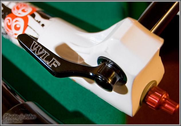 2008 Marzocchi 20mm QR Axle