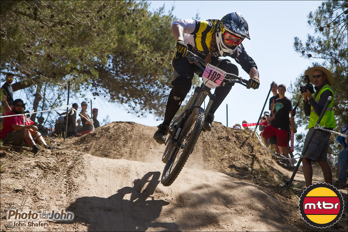 Miranda Miller - 2013 Sea Otter Pro Women Downhill