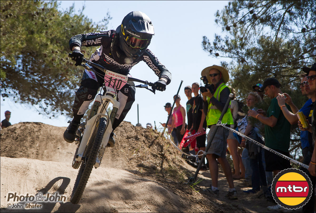 Caroline Buchanan - 2013 Sea Otter Pro Women Downhill