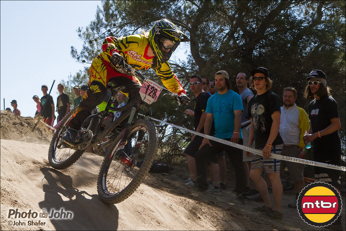 Casey Brown - 2013 Sea Otter Pro Women Downhill