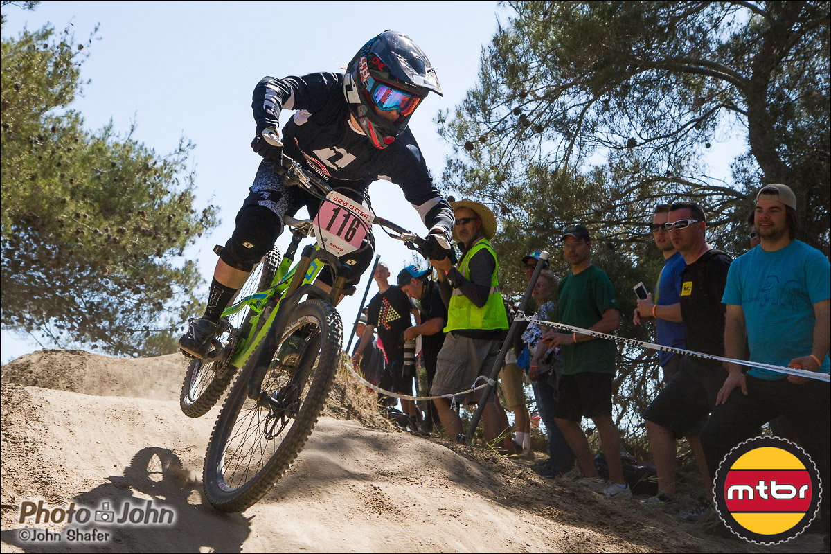 Jackie Swider - 2013 Sea Otter Pro Women Downhill