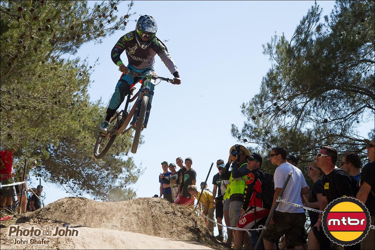 Cody Johnson - 2013 Sea Otter Pro Downhill