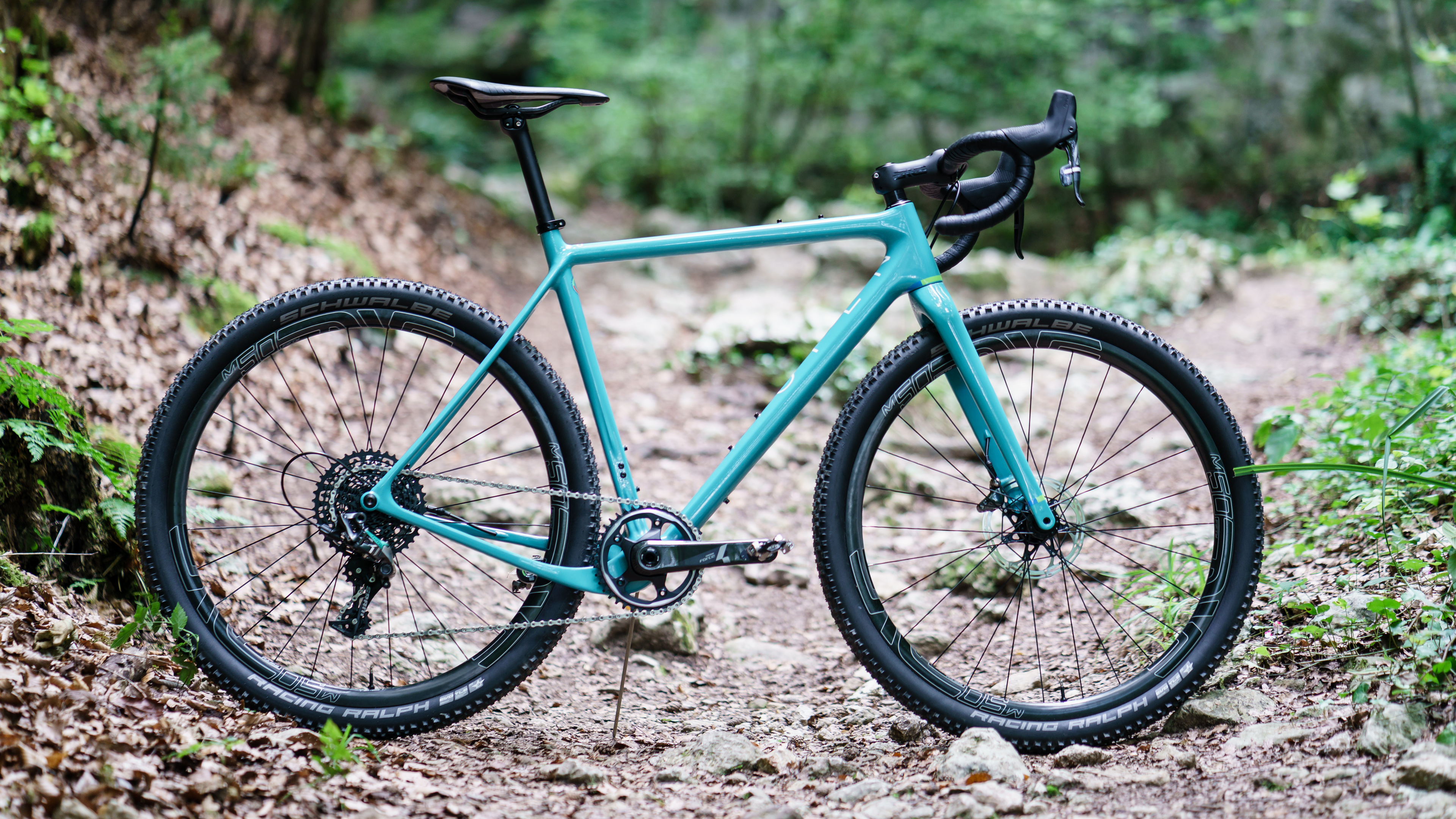 Yeti-inspired OPEN U.P. frameset released