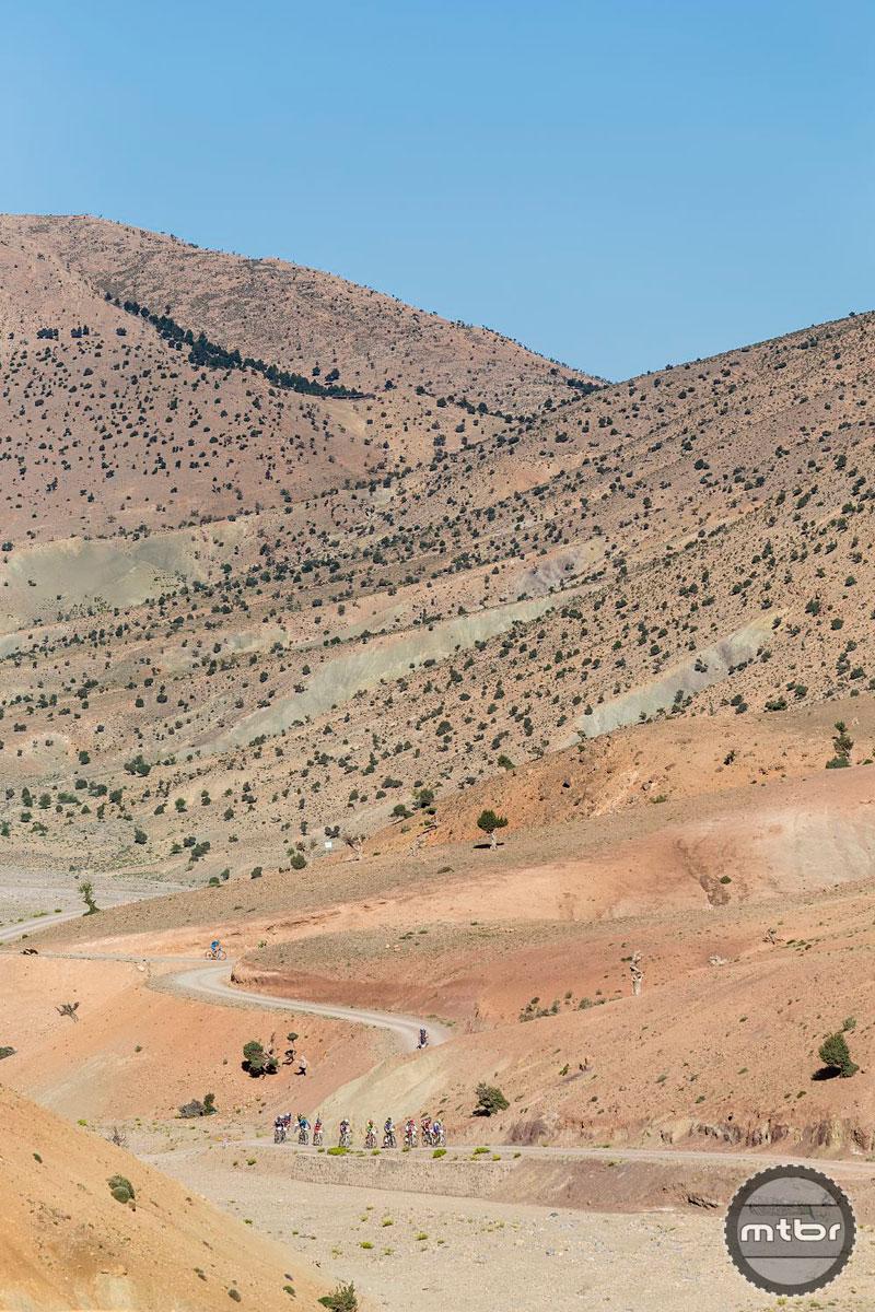 Titan Desert Stage Race 2014.