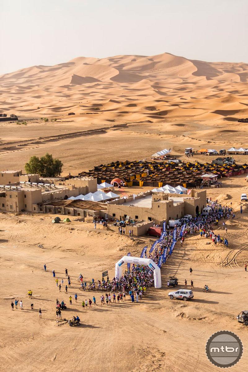 Titan Desert Stage Race 2014