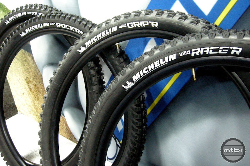 VIsit the Michelin booth at Sea Otter for tire testing.