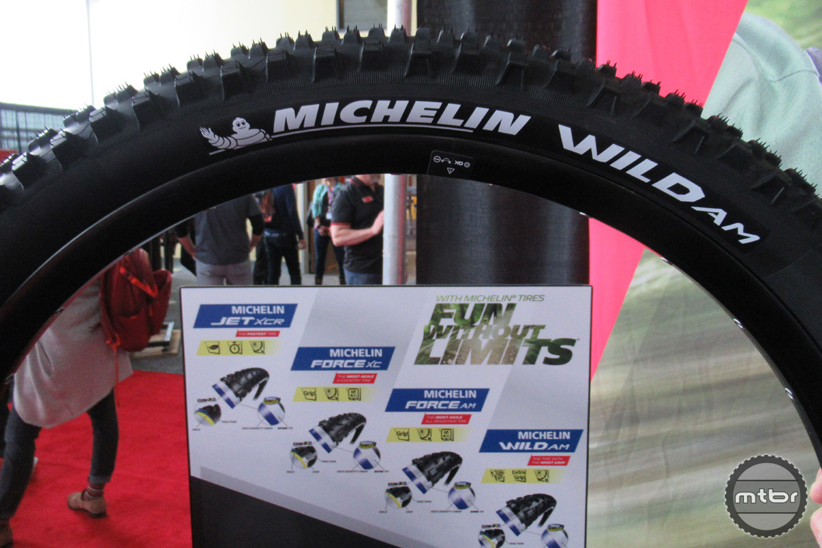 5e516530665 Michelin Wild Enduro and Power Gravel tires launched- Mtbr.com