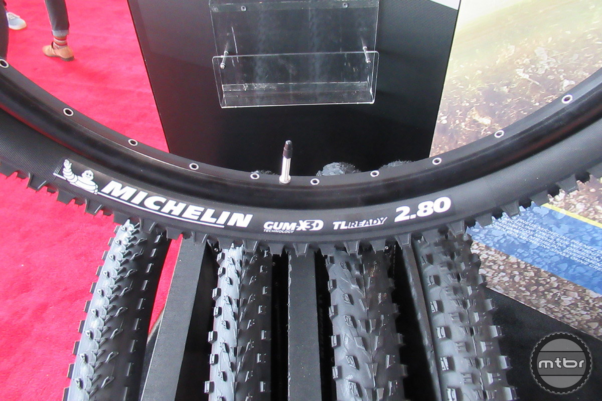 Michelin Wild Enduro Gum Xl