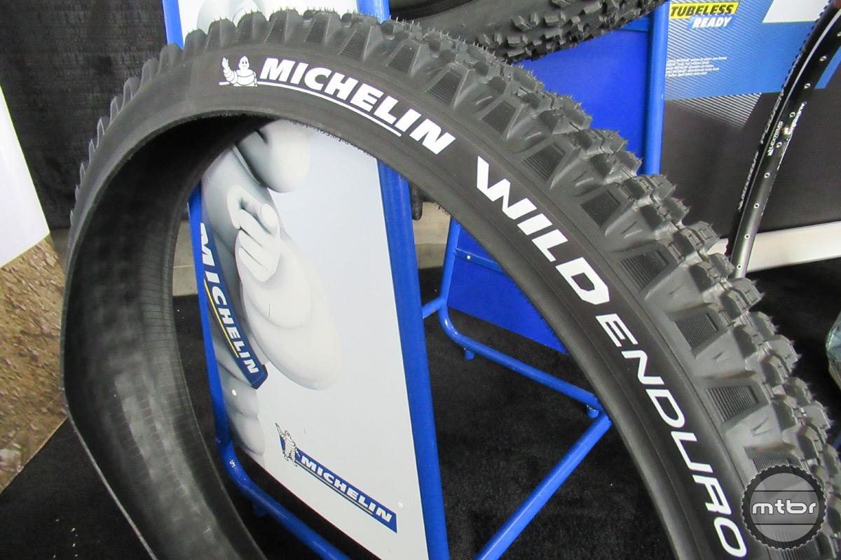 Michelin Wild Enduro Side