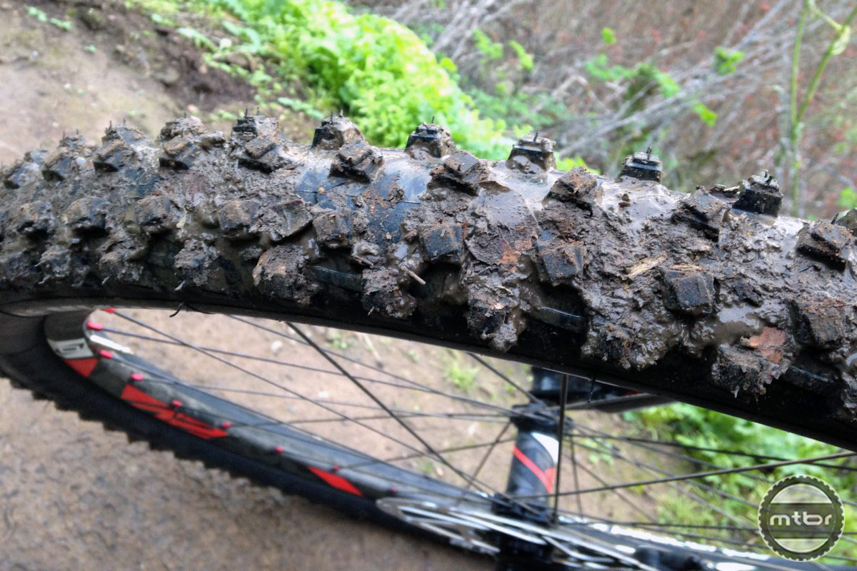 Michelin Wild Mud Heavy Close-Up